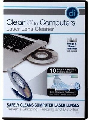 Allsop Clean Dr for Computers Laser Lens Cleaner - Accessories