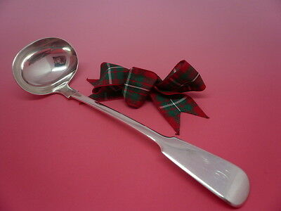 Scottish Provincial Silver Toddy Ladle George Booth Aberdeen c.1800 REF:193S.
