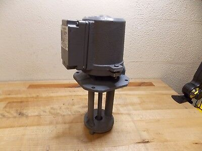 Graymills Cast Iron Recirculating Immersion Pump 1/8 HP 1 Phase #IMV08-E REPAIR