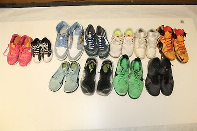 NIKE Lot Wholesale Used Shoes Rehab Resale Collection dVgU