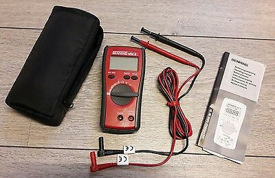 Benning MM8 Digital Multimeter