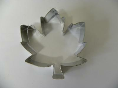 maple leaf cookie cutter cake topper  FREESHIP Canada Toronto canadian