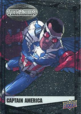 Marvel Vibranium Complete 90 Card Base Set