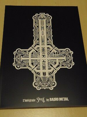 Ghost L'integrale GHOST by Radio Metal 146 pages GHOST BC Forge