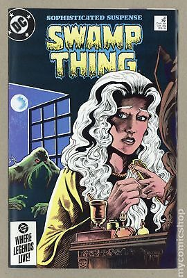 Swamp Thing (2nd Series) #33 1985 FN/VF 7.0