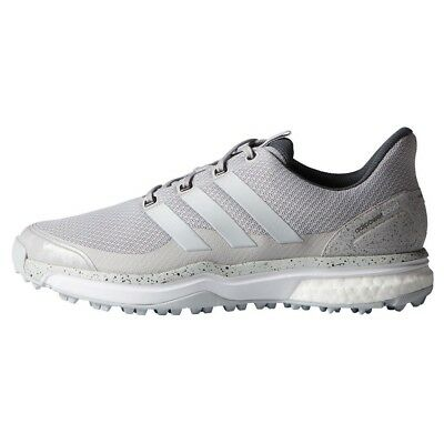 New Men's Adidas Adipower Sport Boost 2 Golf Shoes Grey F33217 - Pick Your Size