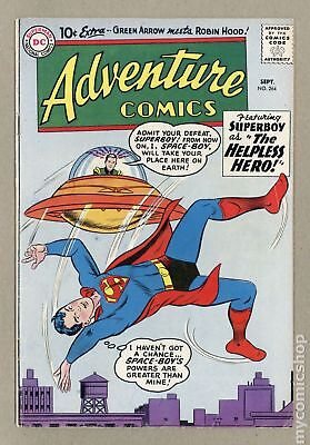 Adventure Comics (1st Series) #264 1959 VG 4.0