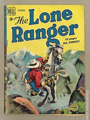 Lone Ranger (Dell) #17 1949 GD 2.0