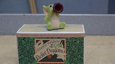 Pocket Dragons CAN YOU HEAR ME NOW