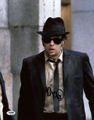 Dan Aykroyd Blues Brothers Signed Authentic 11X14 Photo PSA/DNA #Q45350