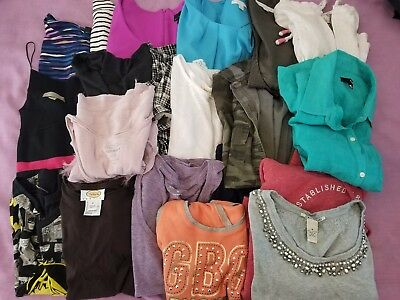 Women's Clothing lot size M, 22 pieces Mixed Brands  Ref#BM3