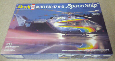 MBB BK 117 A-3 Space Ship Revell 1 : 32, Nr. 4462