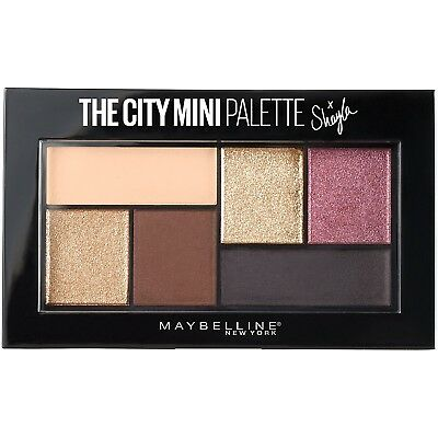 Maybelline New York The City Mini Palette X Shayla, 0.14 Ounce