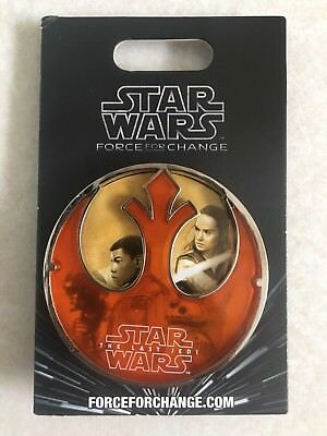 Disney - Star Wars - Force For Change - The Last Jedi 2017 - Limited Release Pin