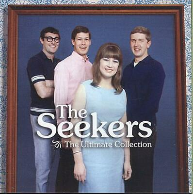 Ultimate Collection - Seekers Compact Disc Free Shipping!