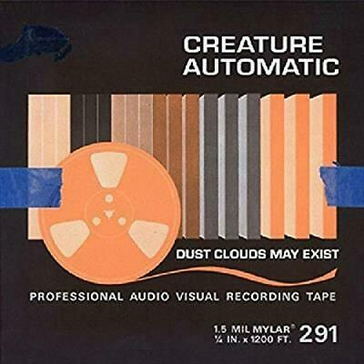 Dust Clouds May Exist - Automatic Creature Compact Disc Free Shipping!