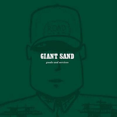 Goods And Services (25th Anniv.) - Sand Giant Compact Disc Free Shipping!