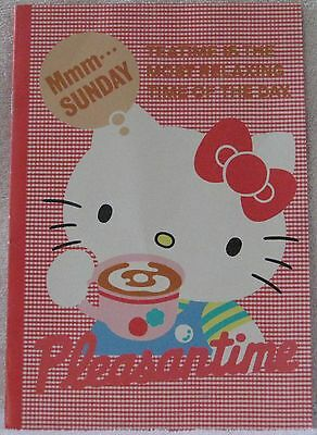 Sanrio Hello Kitty Notepad