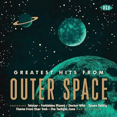 Greatest Hits from Outer Space - V/A CD-JEWEL CASE Free Shipping!