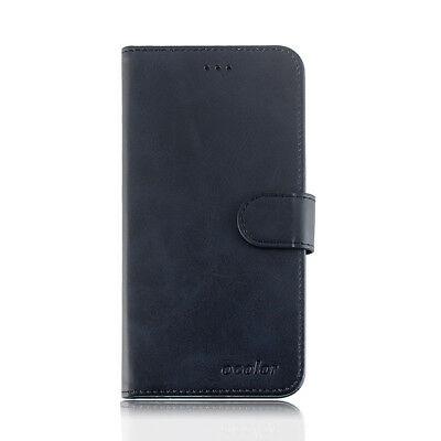 New PU Smooth Leather Case for Oukitel K5000 Flip Cover Protective Shell Cas