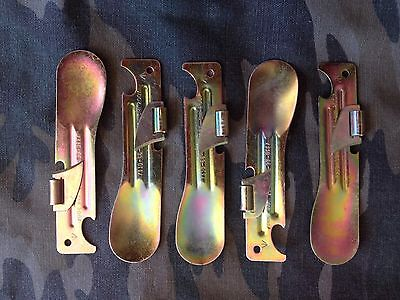 5 Australian Army Can Tin Fred Sf Opener Military Surplus Camping Survival Gen