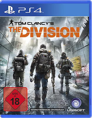 Tom Clancys The Division - PlayStation 4 / PS4 (NEU & OVP!)