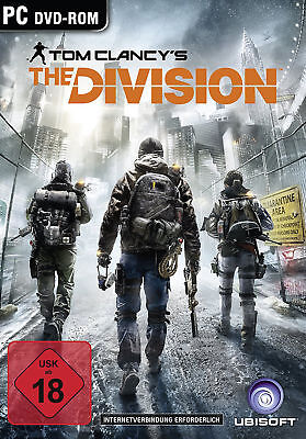 Tom Clancy's: The Division - PC (NEU & OVP!)