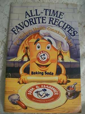 Arm and Hammer All Time Favorite Recipes Cook Booklet
