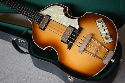 Höfner 1962 Violin Beatles Bass - 125 Anniversary 2012 Ltd. Edit