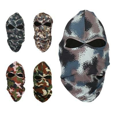 Outdoor Camouflage Balaclava Full Face Mask Motorcycle Cycling Ski Snowboard
