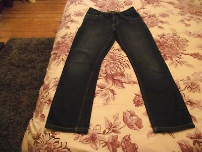 Fab Pair Boys Straight Leg Denim Jeans From Next Age 12 Years