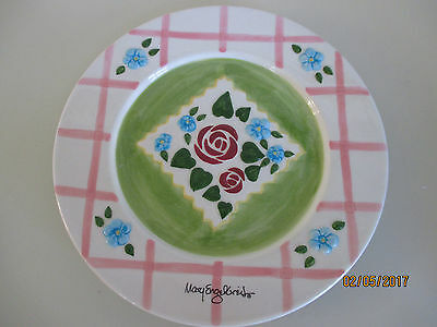 Mary Engelbreit Desert Plates (Rose Patch Collection)
