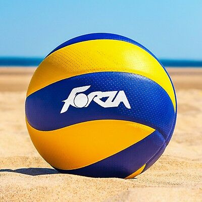 FORZA Tournament Volleyball - Official FIVB Size 5 Ball Perfect For Games