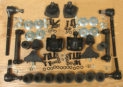 1955 1956 1957 Chevy Front End Steering & Suspension Rebuild Kit