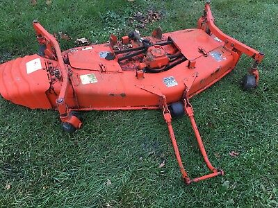 "Kubota Tractor B RC60-B Belly Mower Deck 60"" RC60B B1550 B1750 B2150 B7100"
