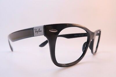 Vintage Ray Ban LITEFORCE eyeglasses frames RB7032 5206 Size 52-17 145 Italy