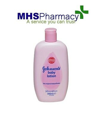 special offer 6 x Johnsons Baby Lotion 300ml