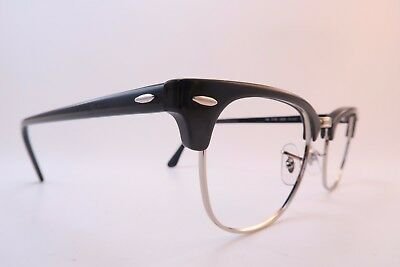 Vintage Ray Ban CLUBMASTER eyeglasses frames Mod RB 5154 2000 Size 51-21 145
