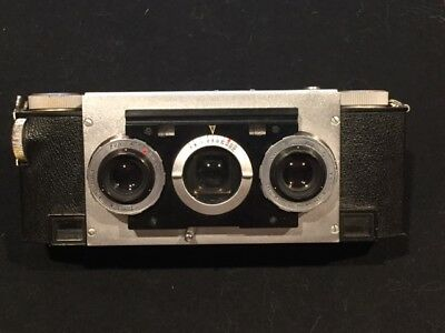 Stereo Realist 2.8 35 mm stereo camera