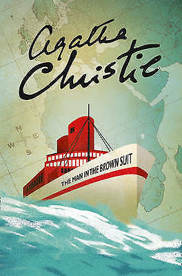 The Man in the Brown Suite, Christie, Agatha
