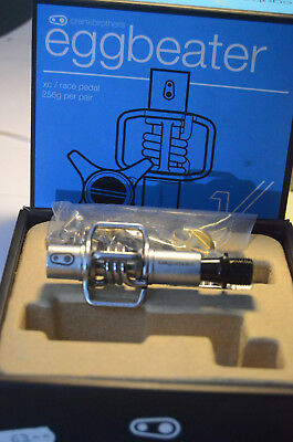 Crankbrother Pedale Eggbeater 1, 256g pro Paar. Neu