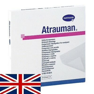 Atrauman Impregnated Tulle Dressings | All Sizes | TRUSTED UK SELLER