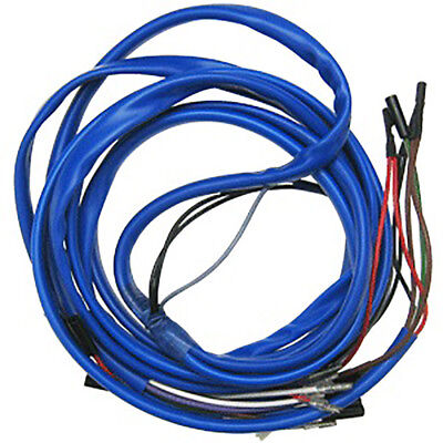 WIRING HARNESS SEL Tractor Wire Fits Ford 3900 4100 4600 ... on