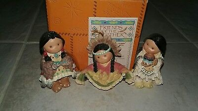 friends of the feather figurines