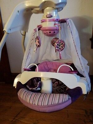 baby swing 3 seat positions