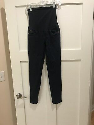 A Pea In The Pod Skinny Distressed Maternity Jeans Size Small