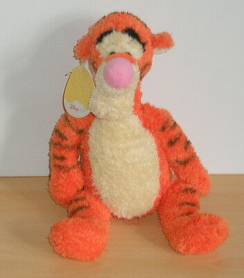 "Disney Store Exclusive Approx 14"" Winnie The Pooh Tigger Plush Soft Toy Tagged"