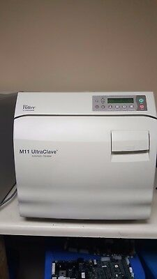 REFURBISHED  Midmark M11 Ultraclave Automatic Autoclave 1 year Warranty