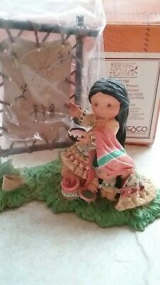 friends of the feather figurine