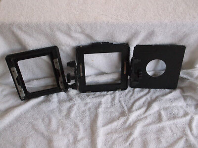 Cambo SC Large Format View Film Camera parts